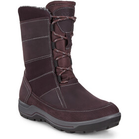 ECCO Trace Lite Boots Women fig/fig/fig